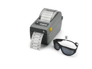 Zebra Desktop Types of Barcode Printers